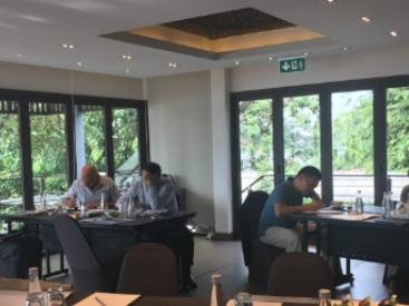 Organizational Skills Training for UN organization in Bangkok