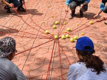 Outdoor Team Building Program for International Oil Company