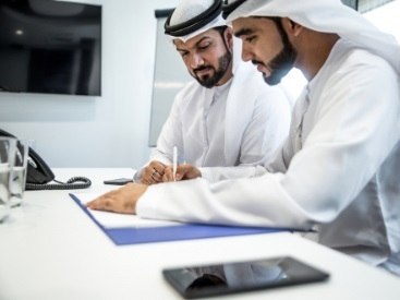 Assessment of department managers at UAE government organization