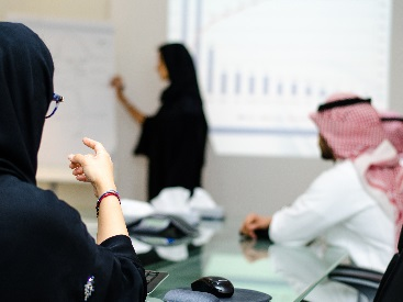 Competency model and assessment for business conglomerate in Saudi Arabia