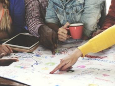 Sparking innovation through crowdsourcing