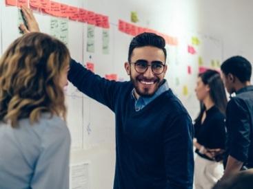 Innovation training for UAE bank employees