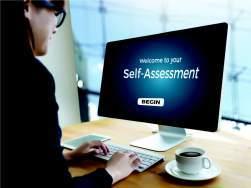 Development of online assessment tool for bank employees
