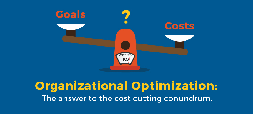 Cost optimization doesnt need to cost your organization its ambition